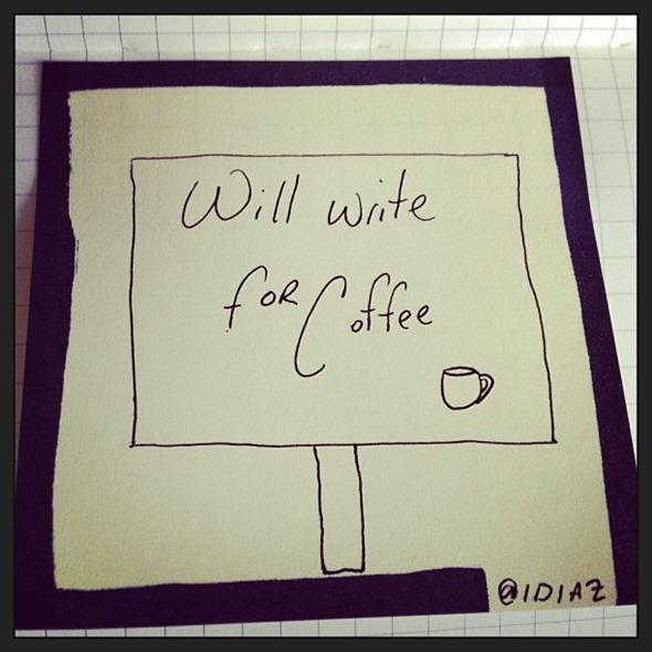 willwriteforcoffee